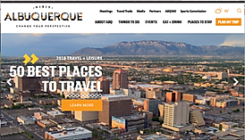 Link to Visit ABQ