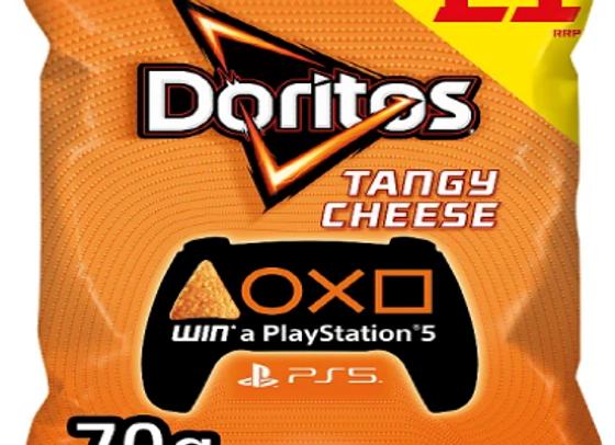 Doritos Tangy Cheese