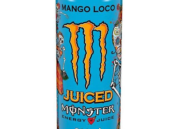 Monster Mango Loco Energy Drink - 500ml