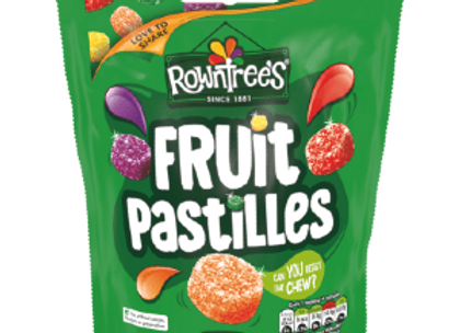 Rowntree's Fruit Pastilles - 110g