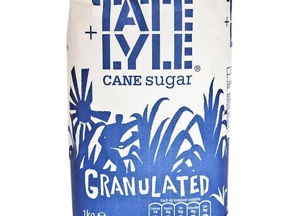 Tate + Lyle Granulated Sugar - 1kg