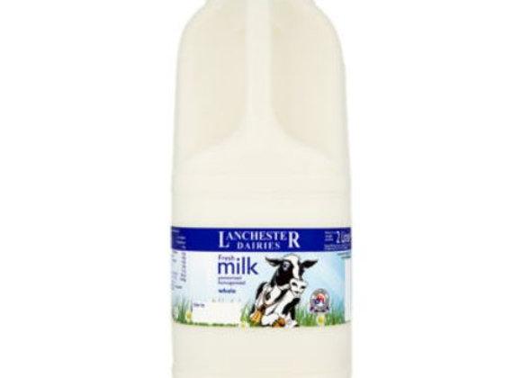 3L Whole Milk
