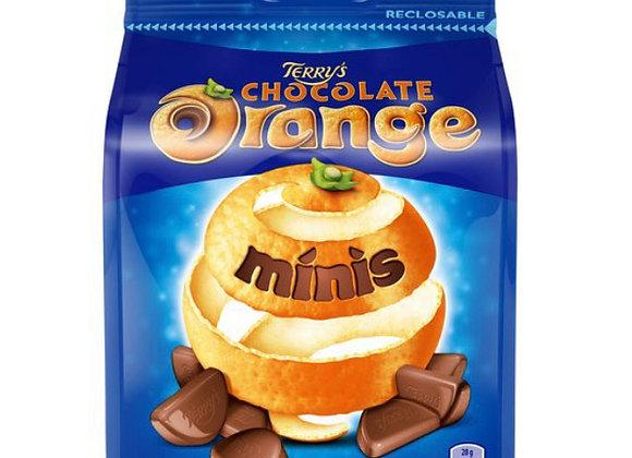 Terry Chocolate Orange Minis