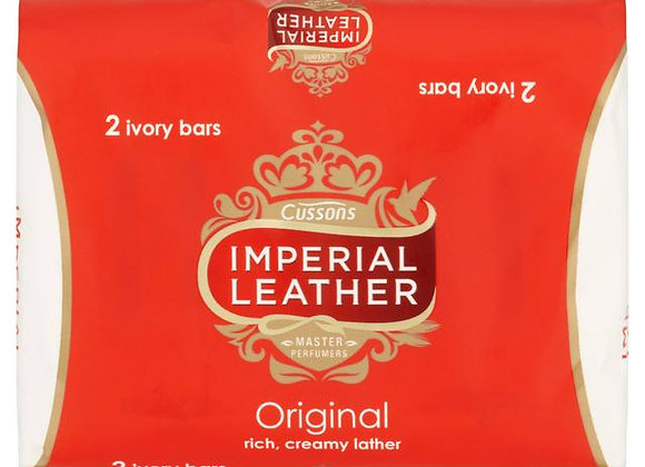 Imperial Leather Ivory Soap Bars - x2