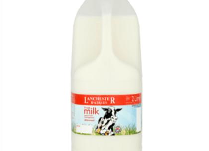 Skimmed Milk 2 Litre