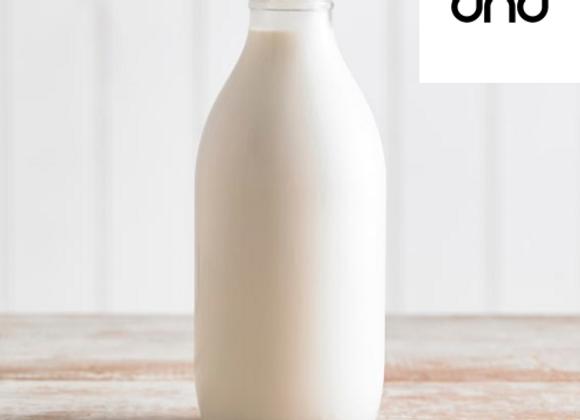 Pint Glass Skimmed Milk