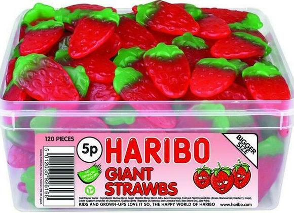Haribo Big Box Giant Strawberries