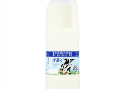 Whole Milk 1 Litre