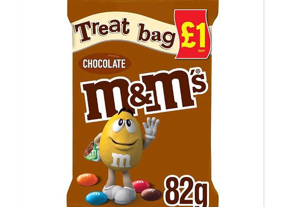 M&M's Chocolate Bag