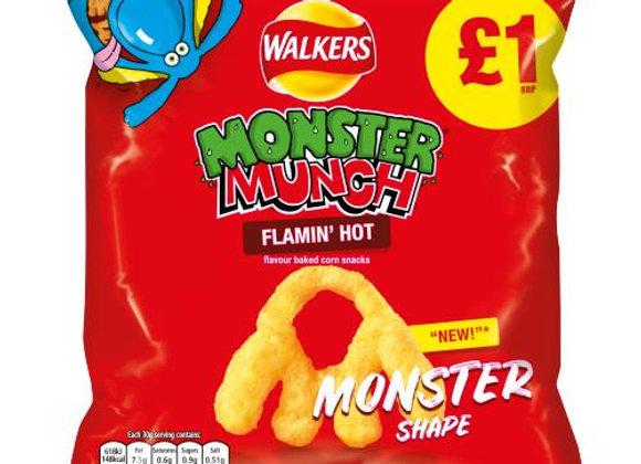 Monster Munch Flamin' Hot