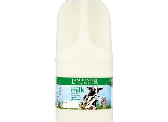 3L Semi Skimmed Milk