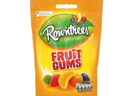 Rowntree's Fruit Gums - 110g