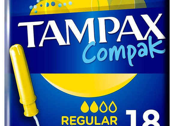 Tampax Compak - Regular