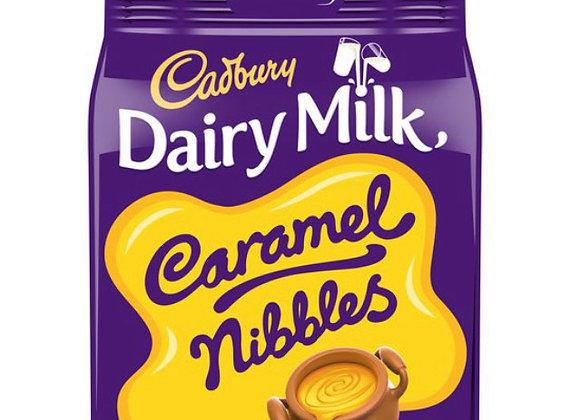 Caramel Nibbles Bag