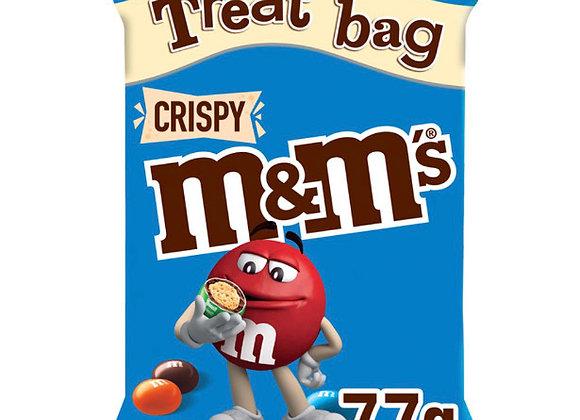 M&M's Crispy Bag