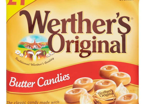 Werther's Original Butter Candies - 110g