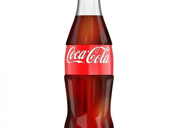 Coca Cola Glass Bottle - 330ml