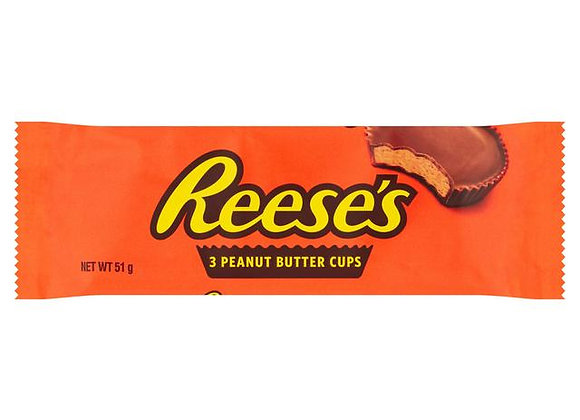 Reese's Peanut Butter Cups x3 - 51g