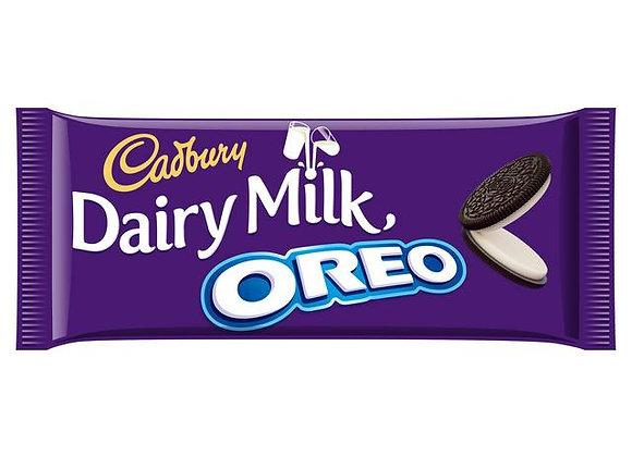 Cadbury Dairy Milk Oreo Bar - 110g