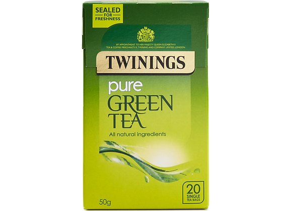 Twinings Green Tea - 20 Count