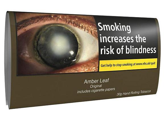 Amber Leaf Tobacco - 30g
