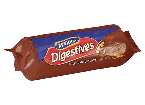 McVities Chocolate Digestives - 266g