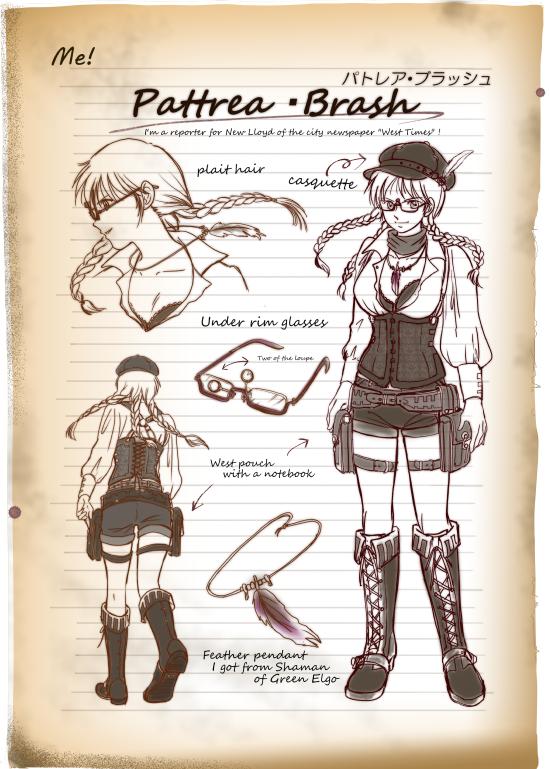 パトレアの手帳~キャラクターブック~_02