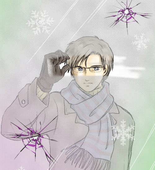 雪の情景_ロジャード