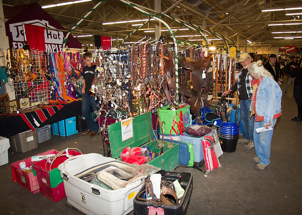 Western Marketplace at the Cow Palace's annual Grand National Rodeo