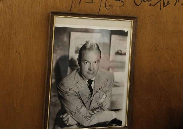 Bob Hope Signature 1963