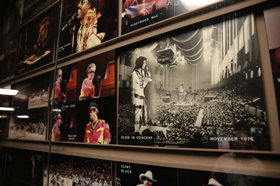 Cow Palace Concerts