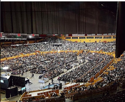 Cow Palace Arena - Cow Palace attendance - Cow Palace sold out audience - Cow Palace show - Cow Palace history - Cow Palace importance - Cow Palace fans - Cow Palace events