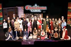 Christmas Carol Cast