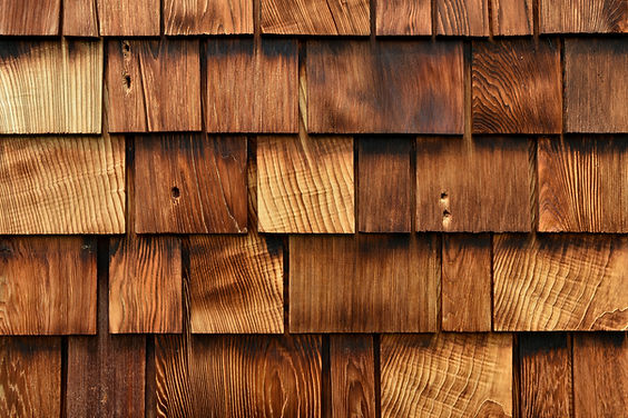 Cedar Shingles are iconic in the architecture of the Playhouse