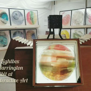 Patron Only - Time Traveling with my Tesseract Lightbox with extra Fly Around Sculpture