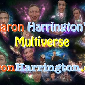 3-2-1 - Launch of Aaron Harrington's Multiverse