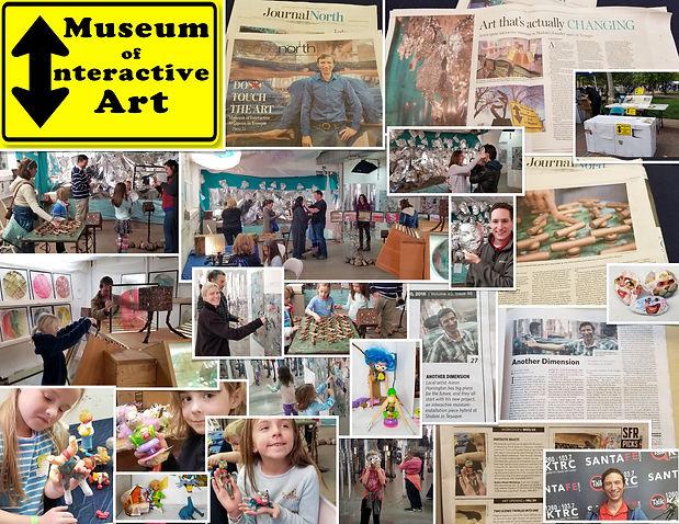 4Museum of Interactive Art - Bonus Visua
