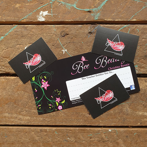 BEE BEAUTY £10 Voucher