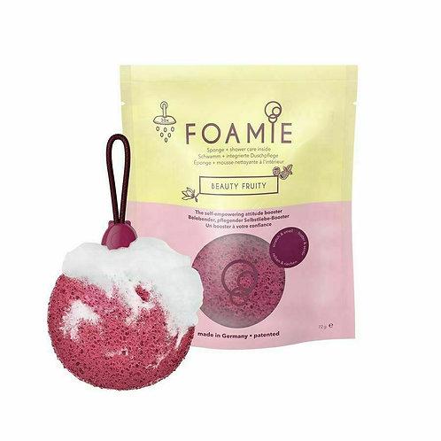 FOAMIE Shower Sponge Beauty Fruity