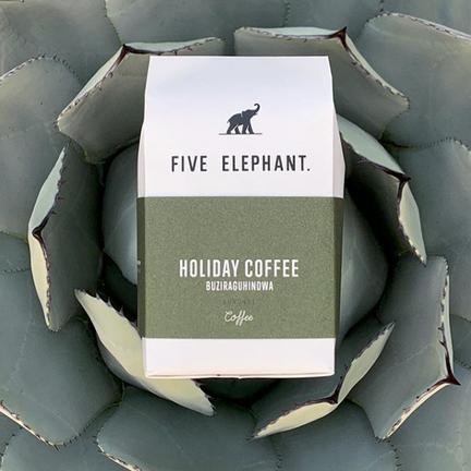 BERLIN - FIVE ELEPHANT