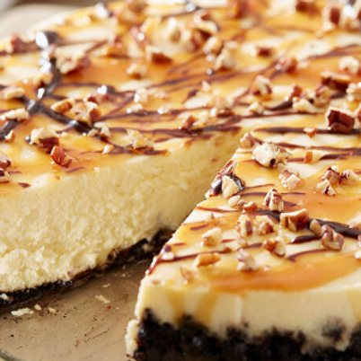 Turtle Cheesecake - Shelly Carr