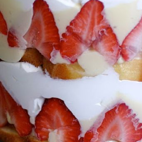 Strawberry Trifle - Beth McClendon