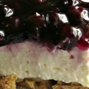 Blueberry Cream Cheese Pie - Holly Davis