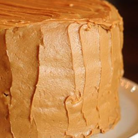 Caramel Cake - Christopher Gibson