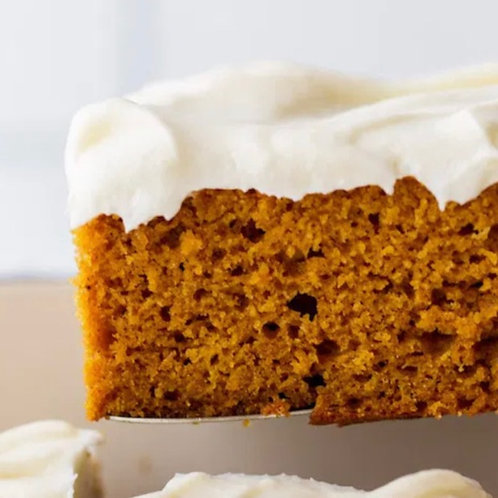 Pumpkin Cake - Carol Sharpe