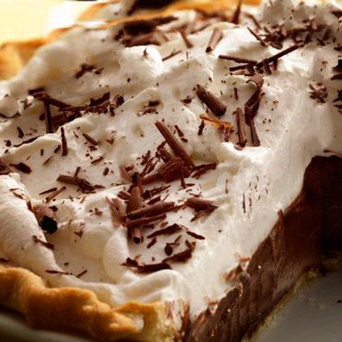 Chocolate Cream Pie - Angie Coghlan