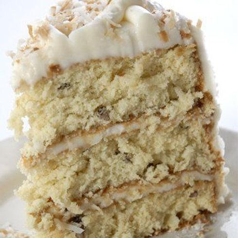 Italian Cream Cake - Jaque Carpenter