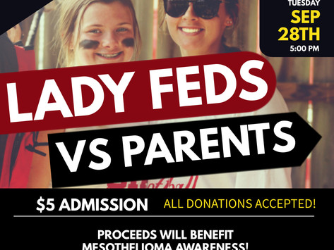 Lady Feds vs. Parents