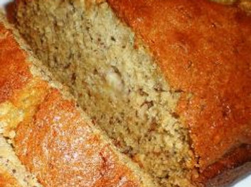 Banana Cake (loaf) - Patsy Perry