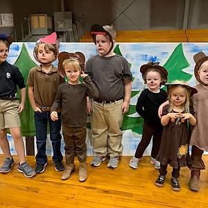 Pre-K3 - 1st Grade Musical